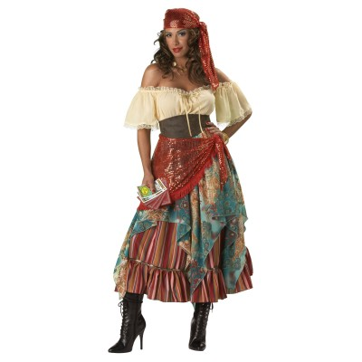 Fashion Dress on Gypsy Fashion     It   S Different From What You Think   Beauty And