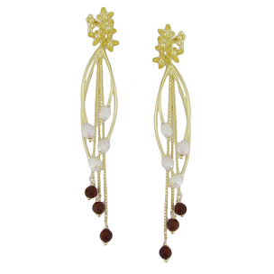 pearl-and-gems-gold-earrings
