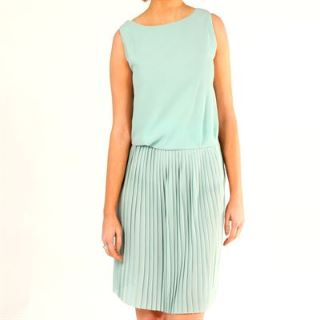 Jolie Moi Open Back Pleat Dress from USC for £9