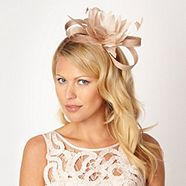 Designer Light Gold Looped Feather Headband  from Debenhams for £26.25