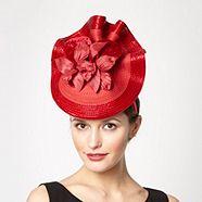 Top Hat by Stephen Jones Designer Red Orchid Wave Headband from Debenhams for £85.00