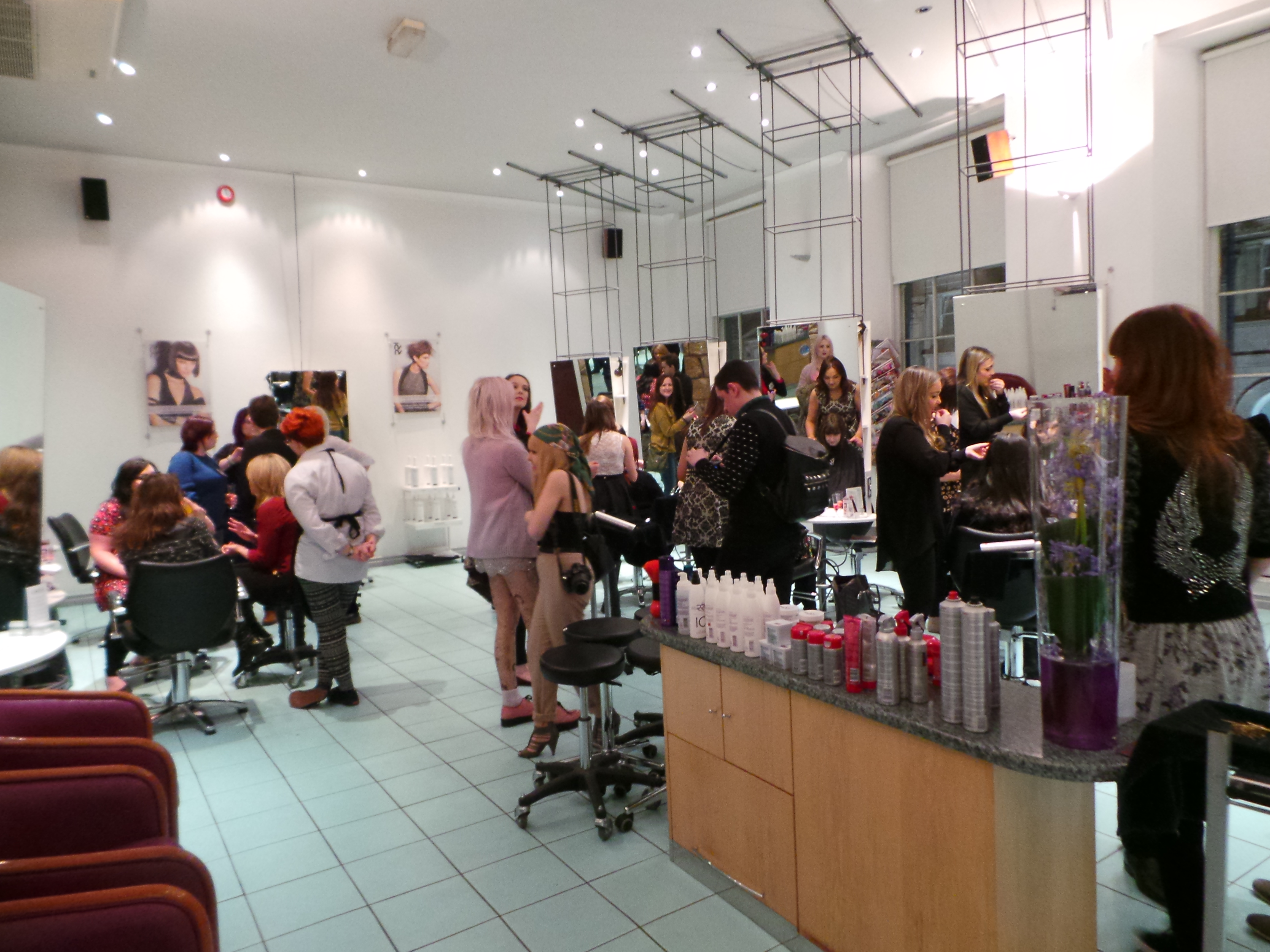 Rainbow Room International Blogger Event Beauty And The
